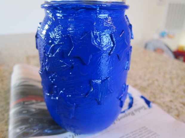 painted star jar (3)