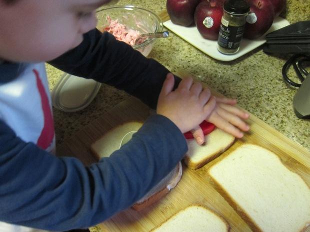 Hearty Sandwich (3)