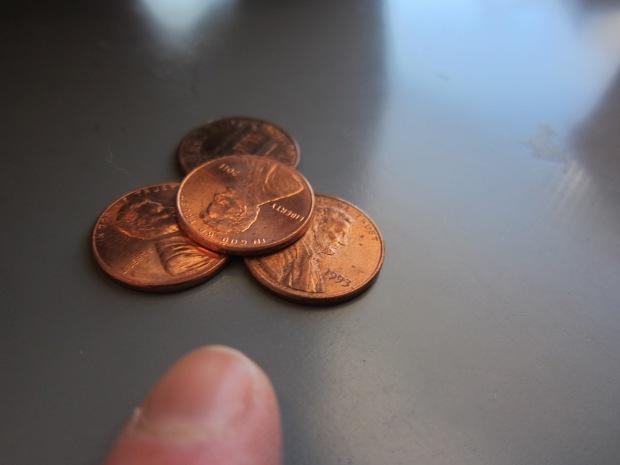 Coin Conundrum (4)
