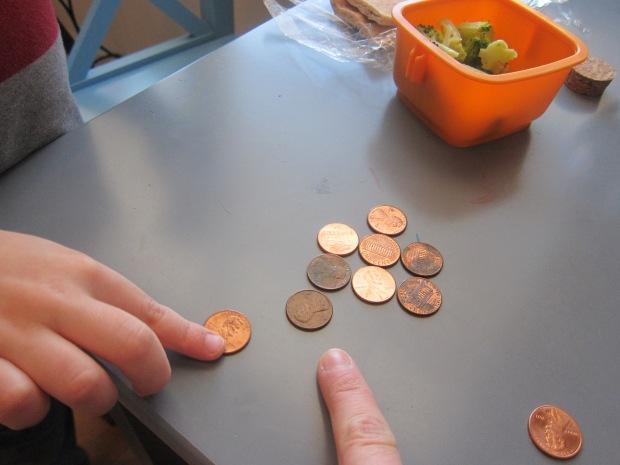 Coin Conundrum (8)