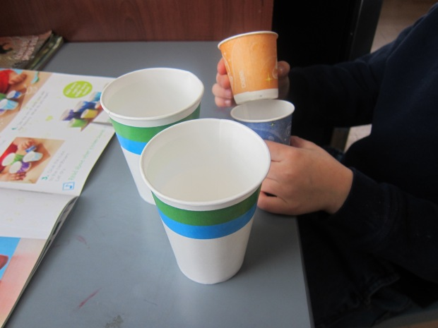 Paper Cup Drums (1)