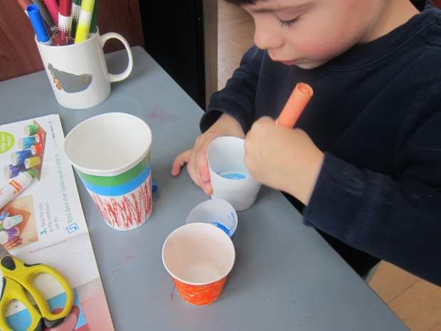 Paper Cup Drums (4)