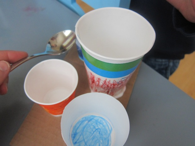 Paper Cup Drums (6)