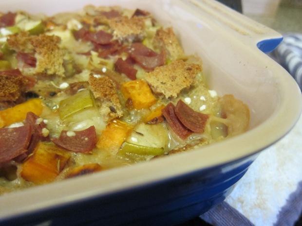 Sweet Potato Strata (2)