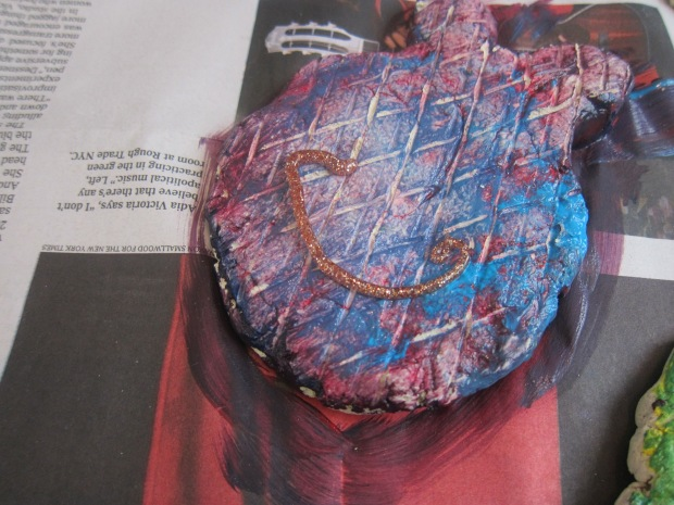 Textured Fish (7)