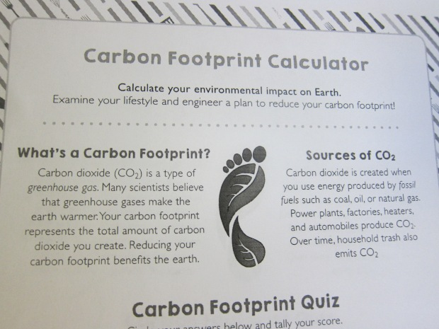 Carbon Footprint (1)