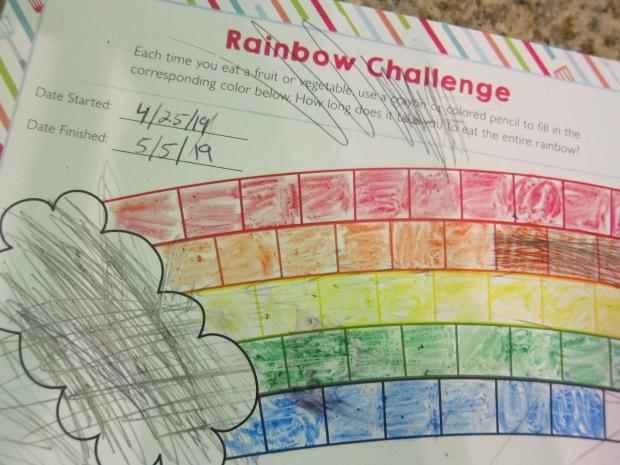 Rainbow Challenge alt