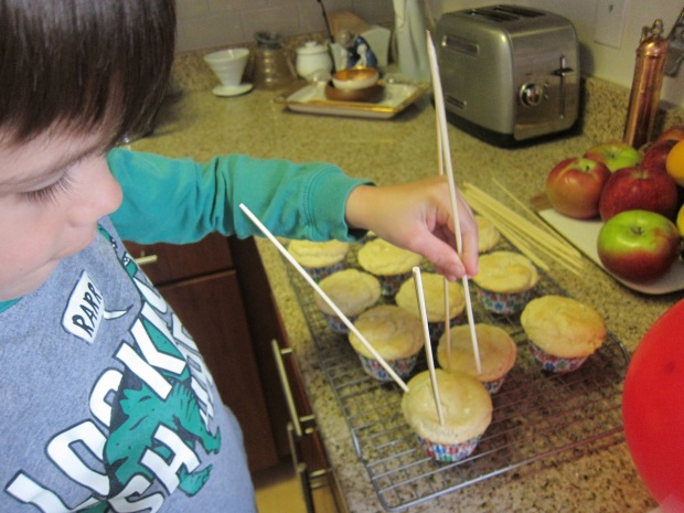 Balloon Muffins (3)