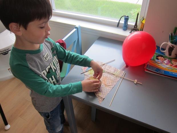 Balloon Muffins (8)