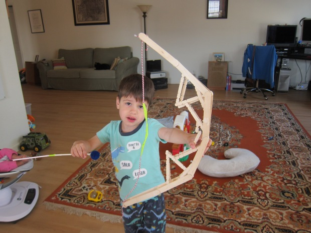 Bow and Arrow (11)