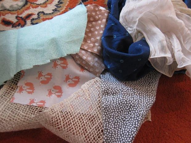 Fabric Scraps (4)