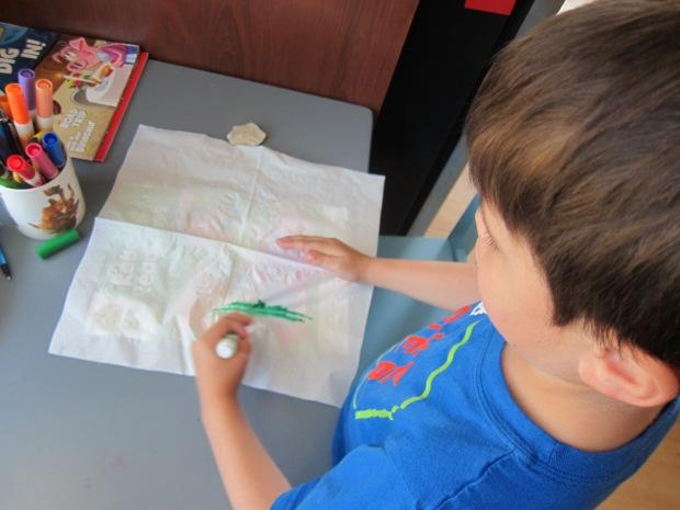 Paper Parachutes (1)