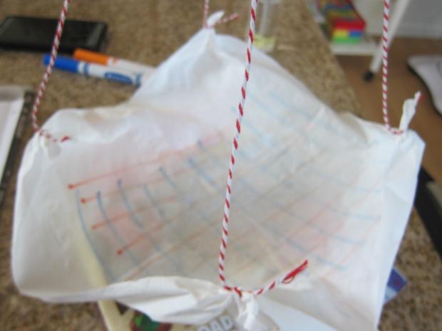 Paper Parachutes (2)