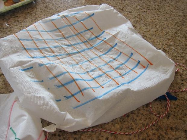 Paper Parachutes (4)