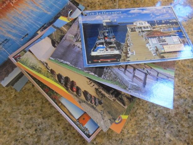 Postcard Journal alt