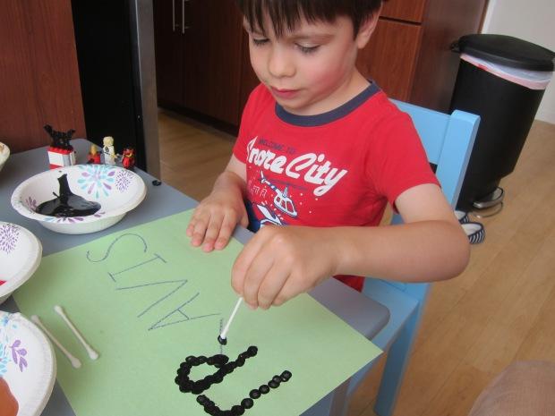 Q Tip Paint (3)