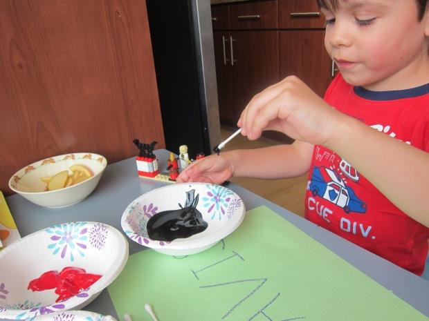 Q Tip Paint (4)