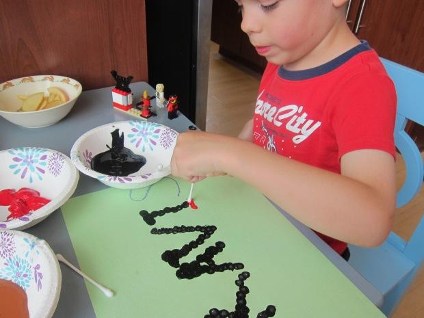 Q Tip Paint (5)