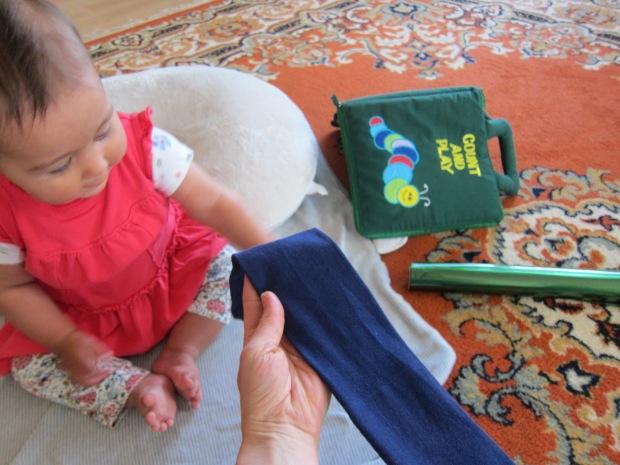 Scrunchy Sock (1)