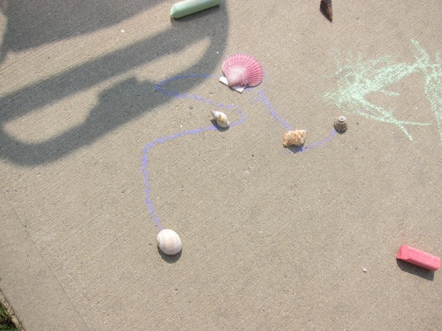 Sidewalk Constellation (1)