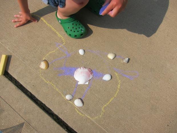 Sidewalk Constellation (9)