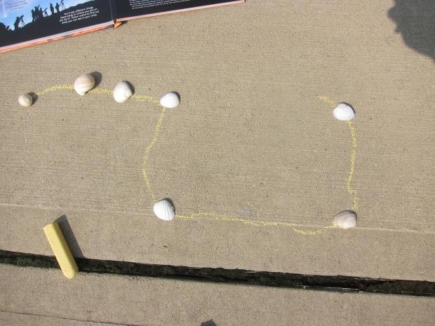 Sidewalk Constellation(3)