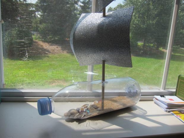 Bottle Sailboat (6)