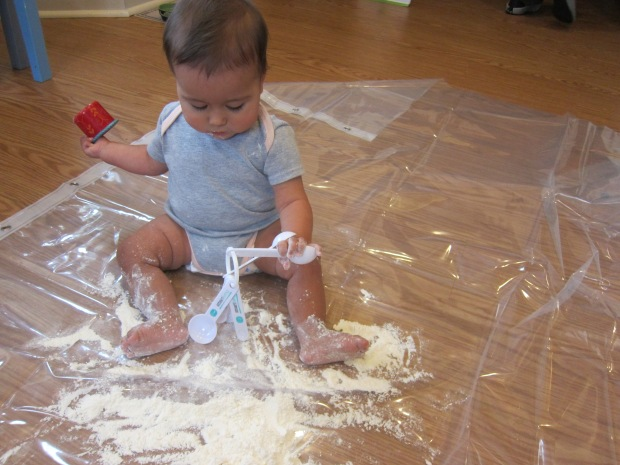 Cooking with Flour (6)