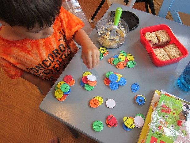 Counting and Sorting (7)
