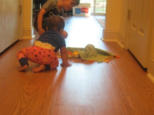 Crawl Race var