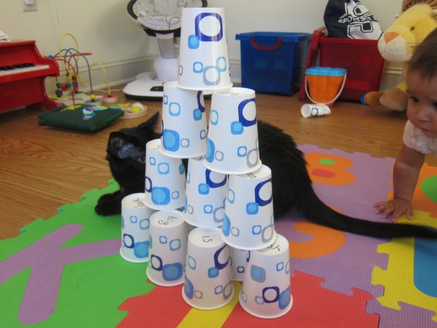 Sight Word Tower (7)