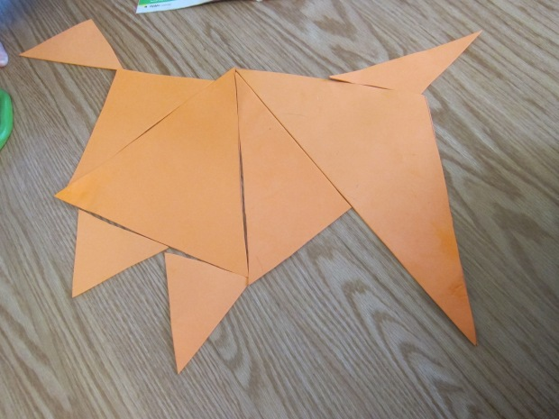 Tricky Triangles (6)