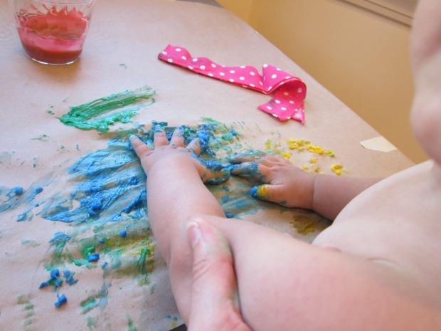 Finger-Paint Art (7)