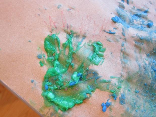 Finger-Paint Art (9)