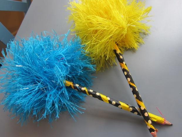 Fluffy Pencils (5)