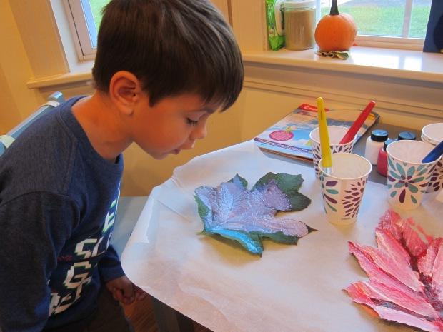 Leaf Craft Challenge (3)