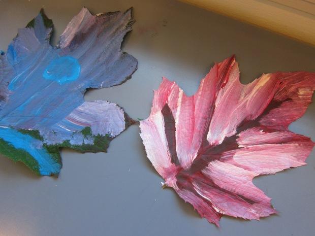Leaf Craft Challenge (6)