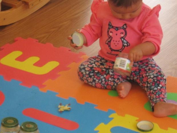 Baby Food Jars (10)