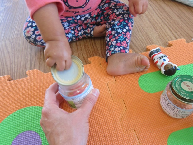 Baby Food Jars (2)