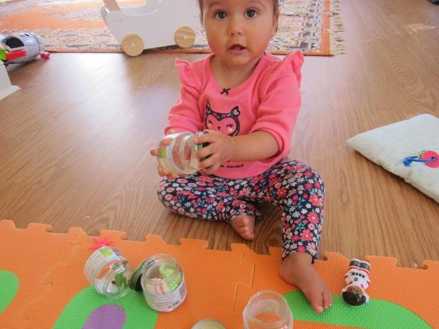 Baby Food Jars (3)