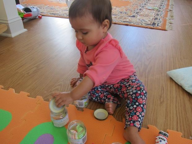 Baby Food Jars (4)