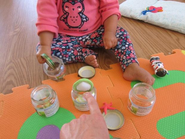Baby Food Jars (5)