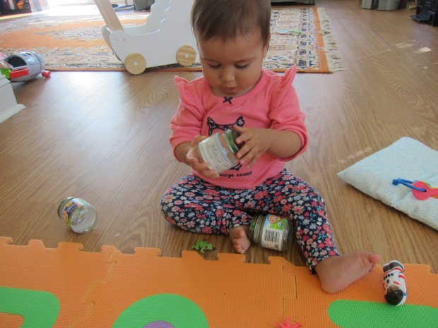 Baby Food Jars (6)