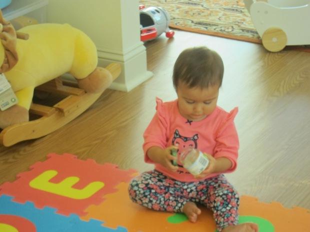 Baby Food Jars (8)