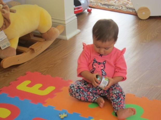 Baby Food Jars (9)