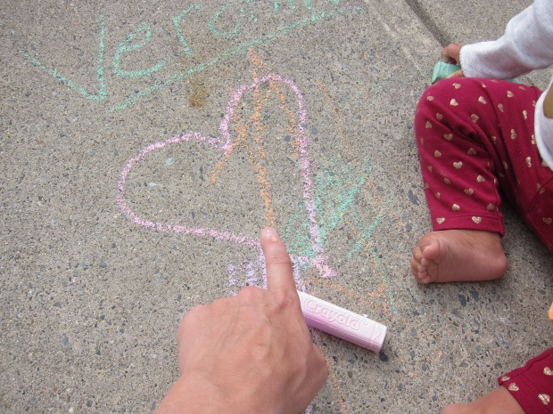 Chalk Drawings (3)