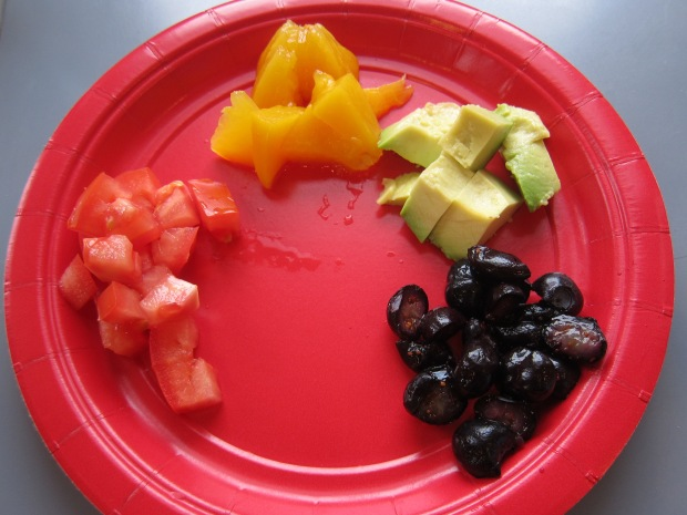 Colored Foods (1)