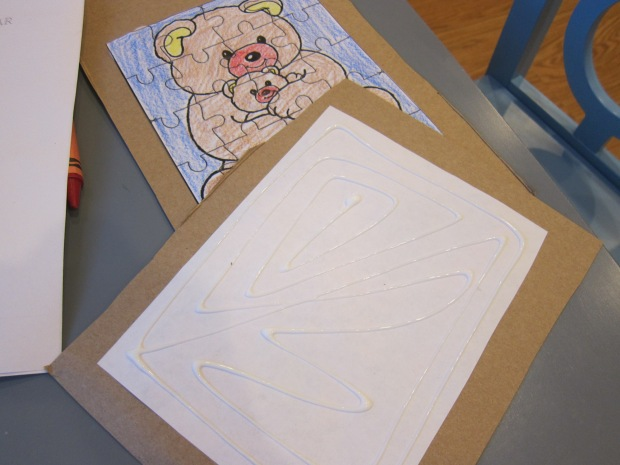 Make Your Own Jigsaw (3)