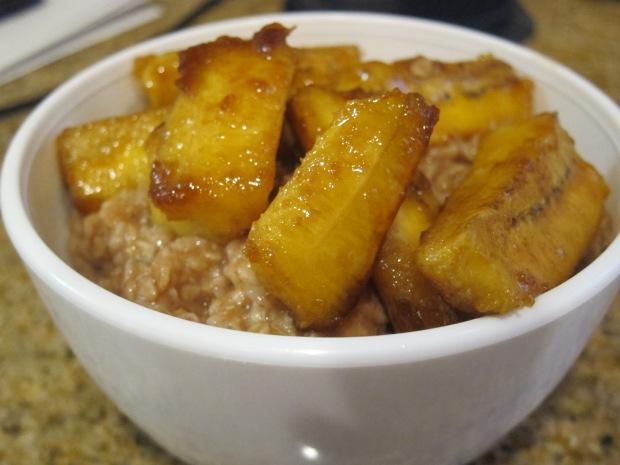 Oatmeal Plantain (1)