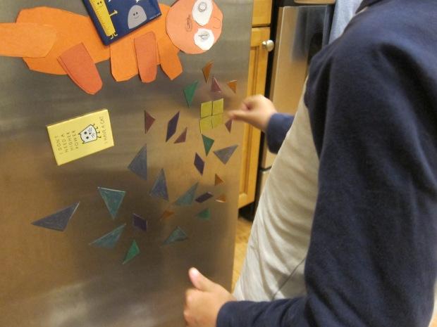 Refrigerator Magnets (4)